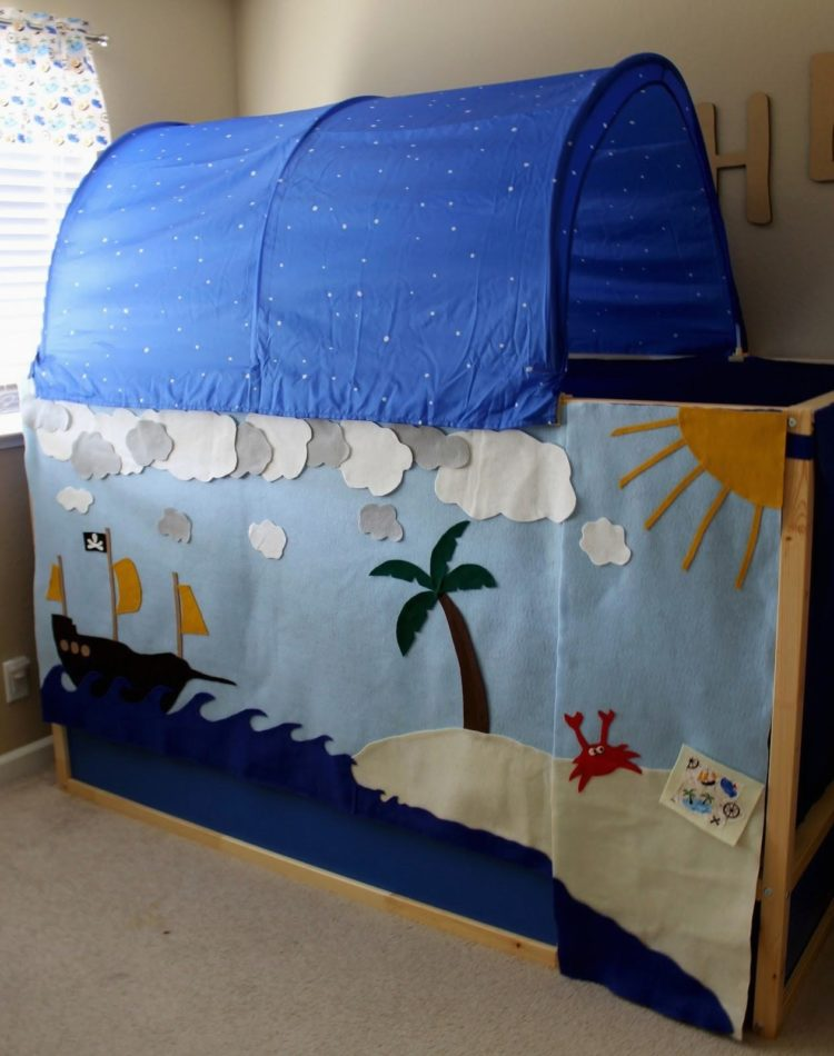 bed tent ideas