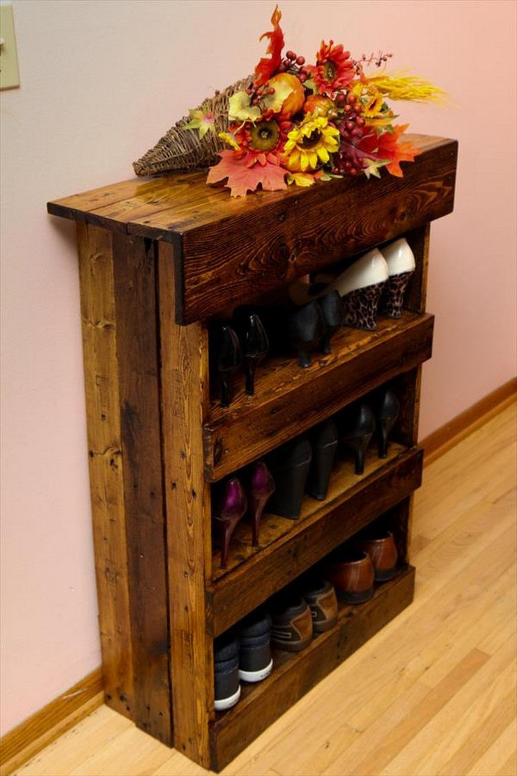 shoe cabinet for garage