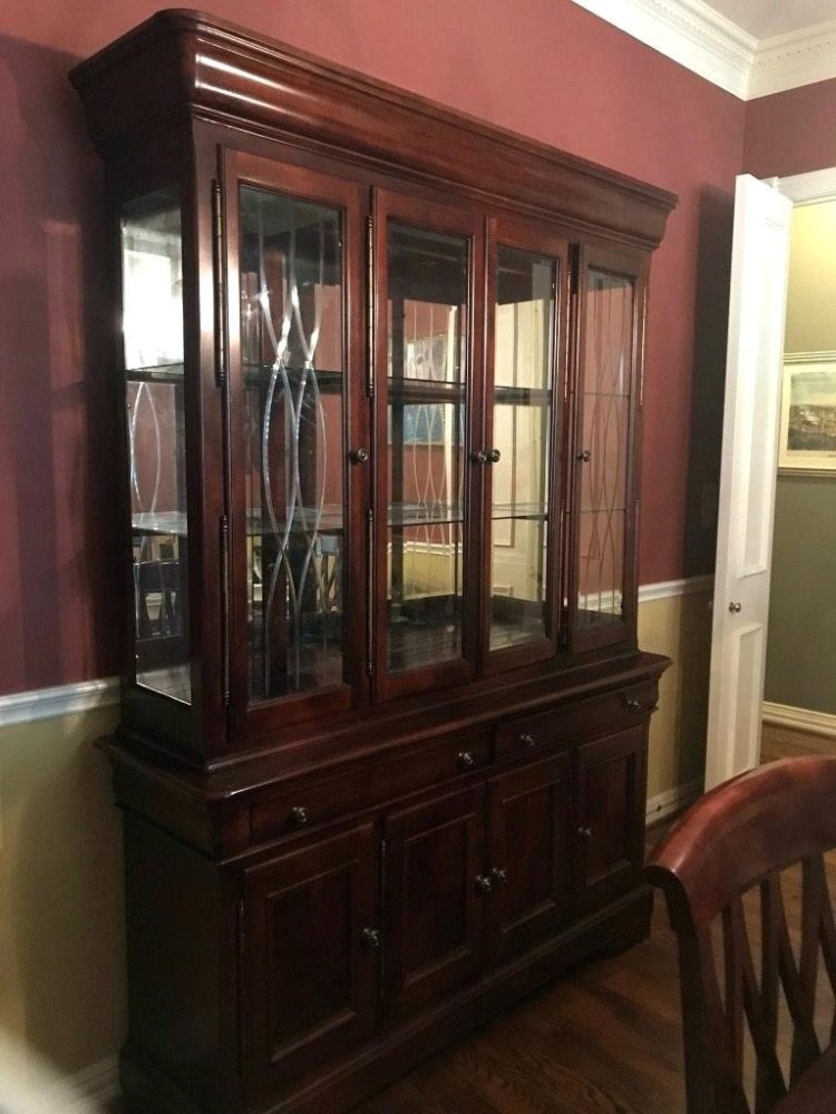 china cabinet for sale used
