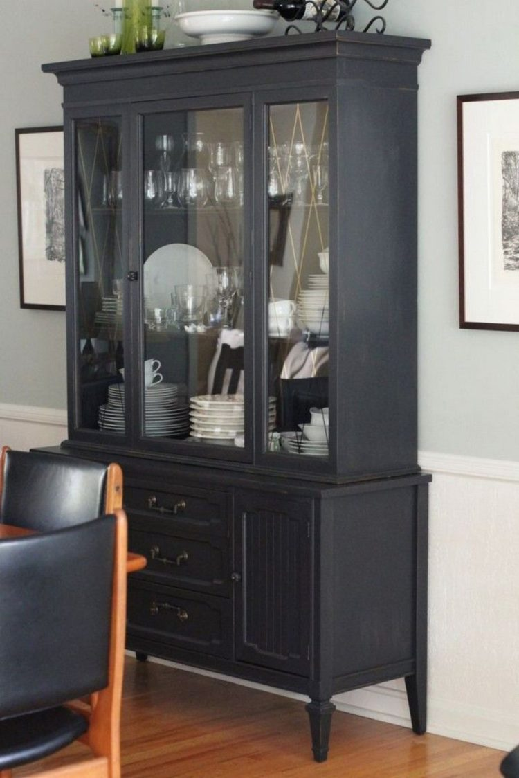china cabinet glass holders