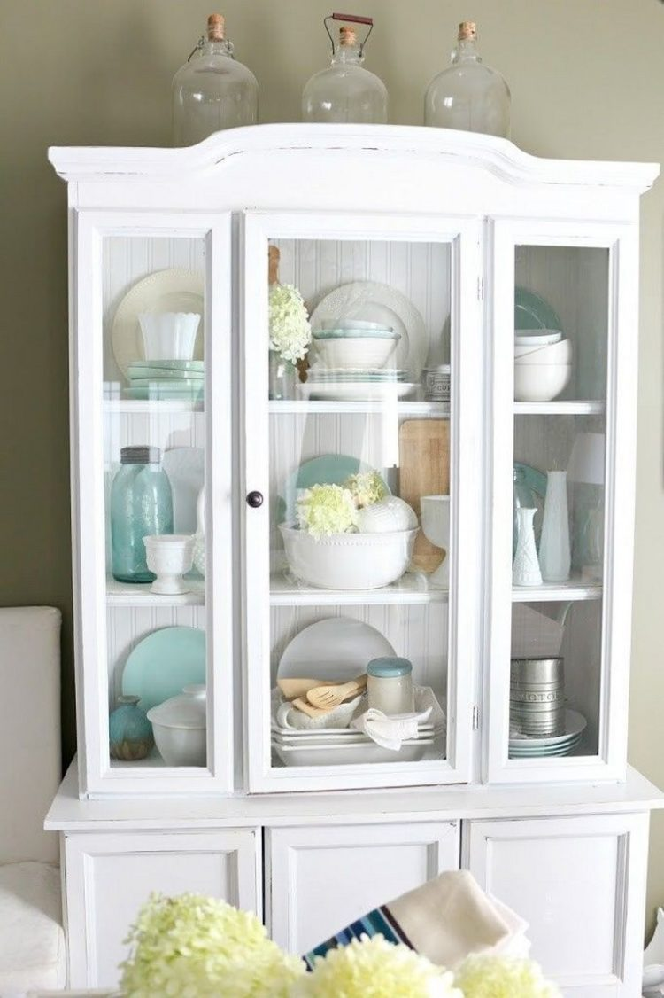 china cabinet layout