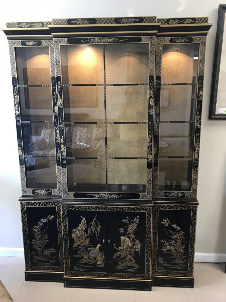 china cabinet out of style