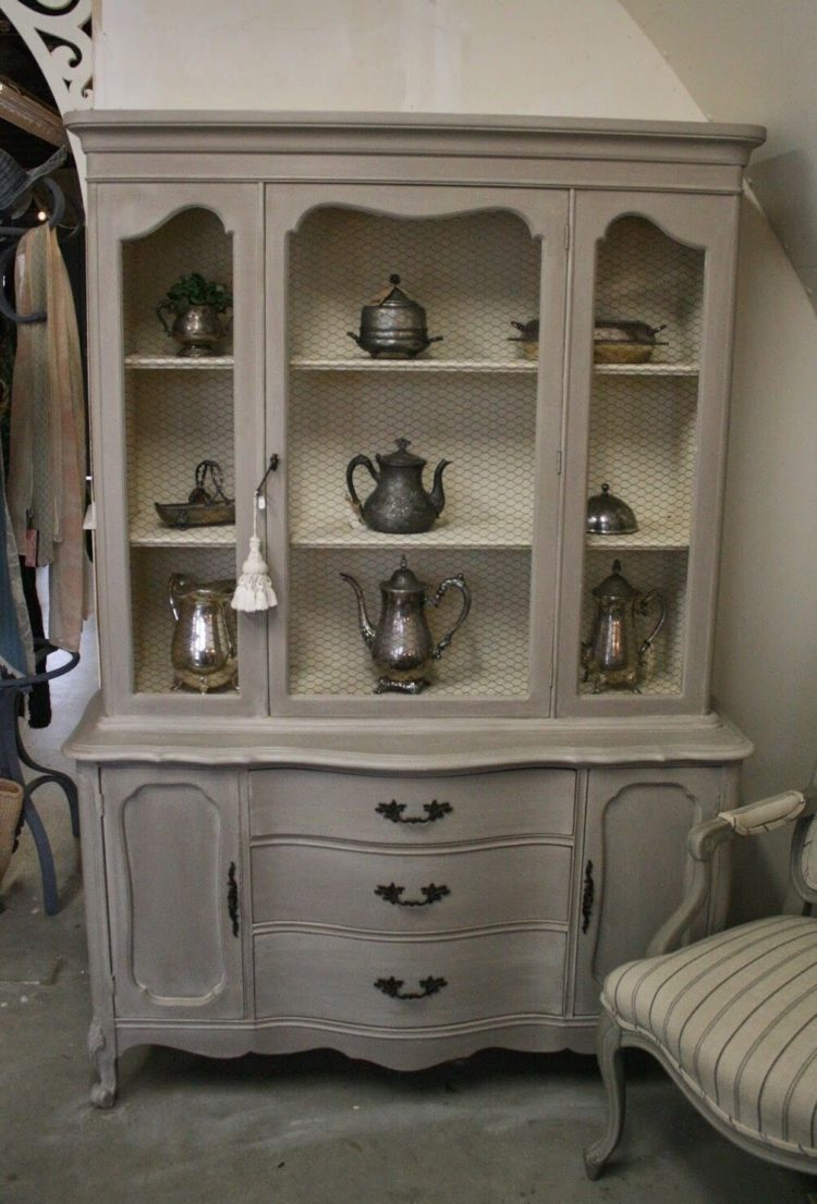 pictures of china cabinets