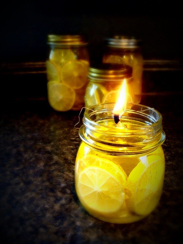 citronella candles keep