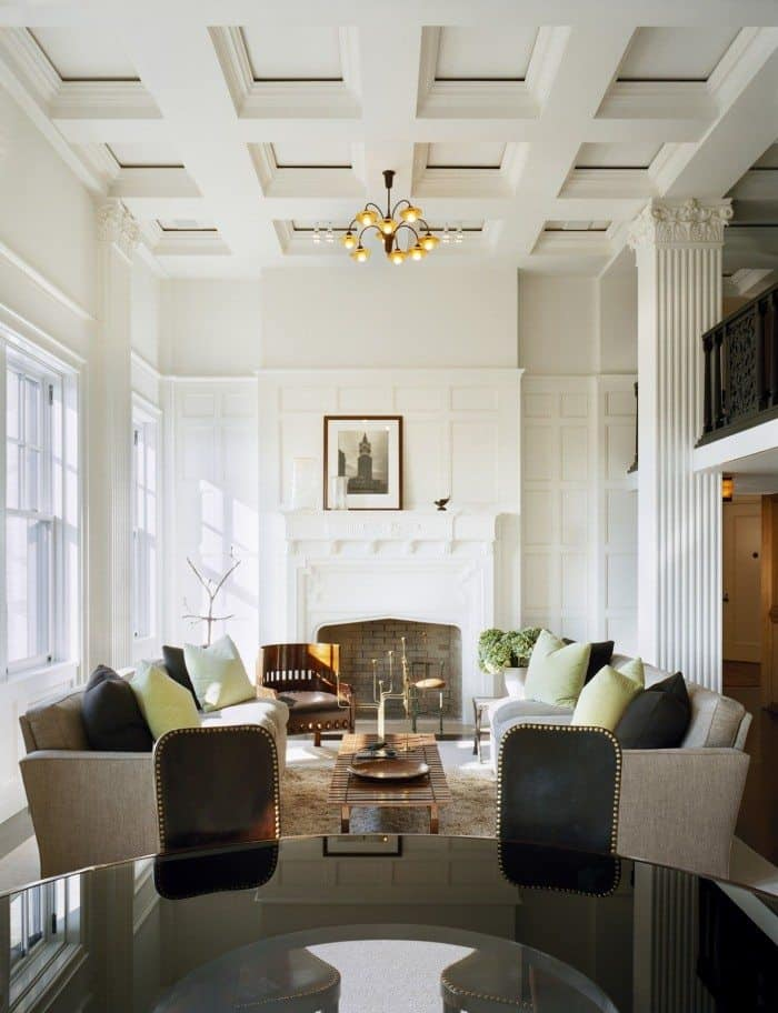 coffered ceiling 2019