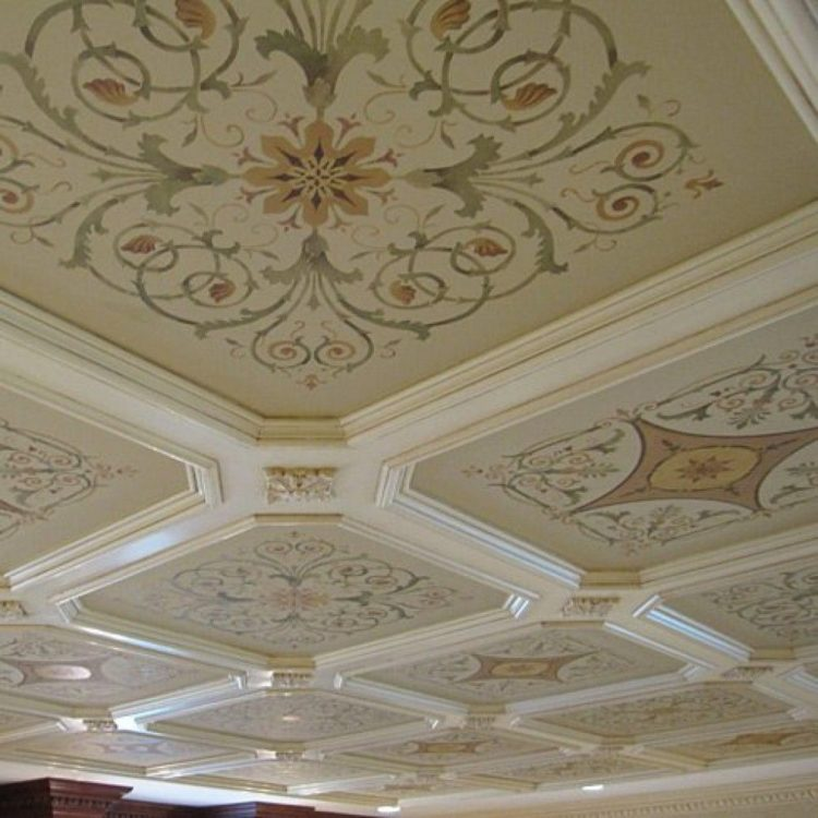 coffered ceiling cost uk