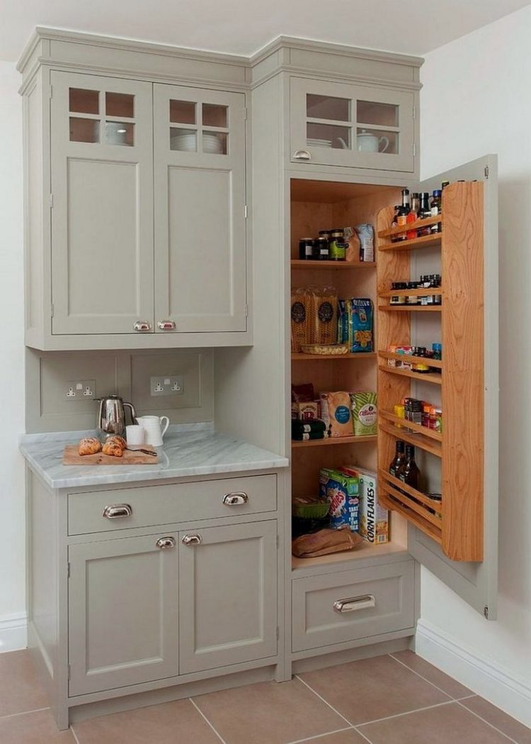 corner cabinet kitchen pantry