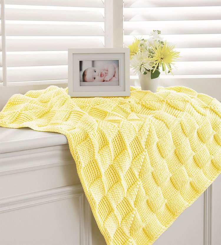 crochet blanket how to
