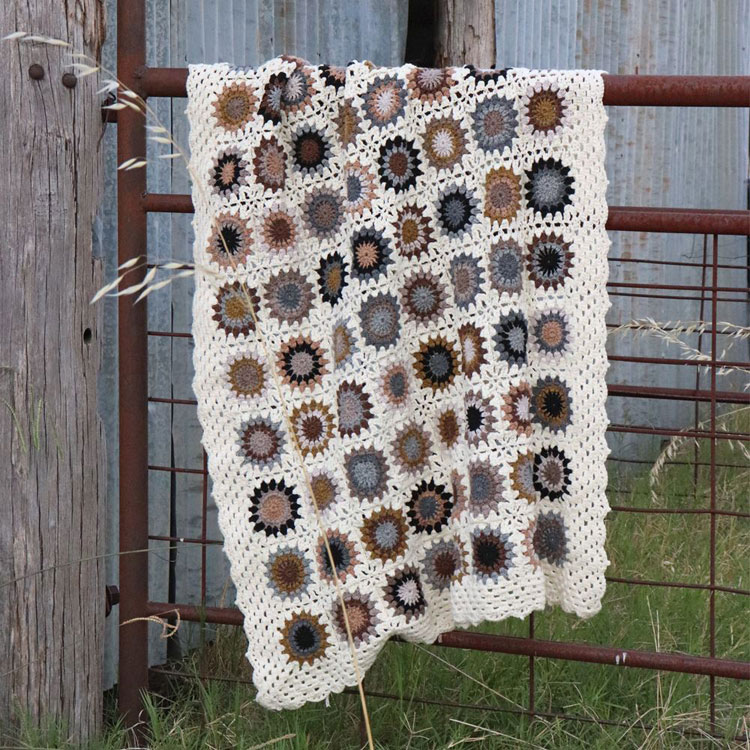crochet blanket edging patterns