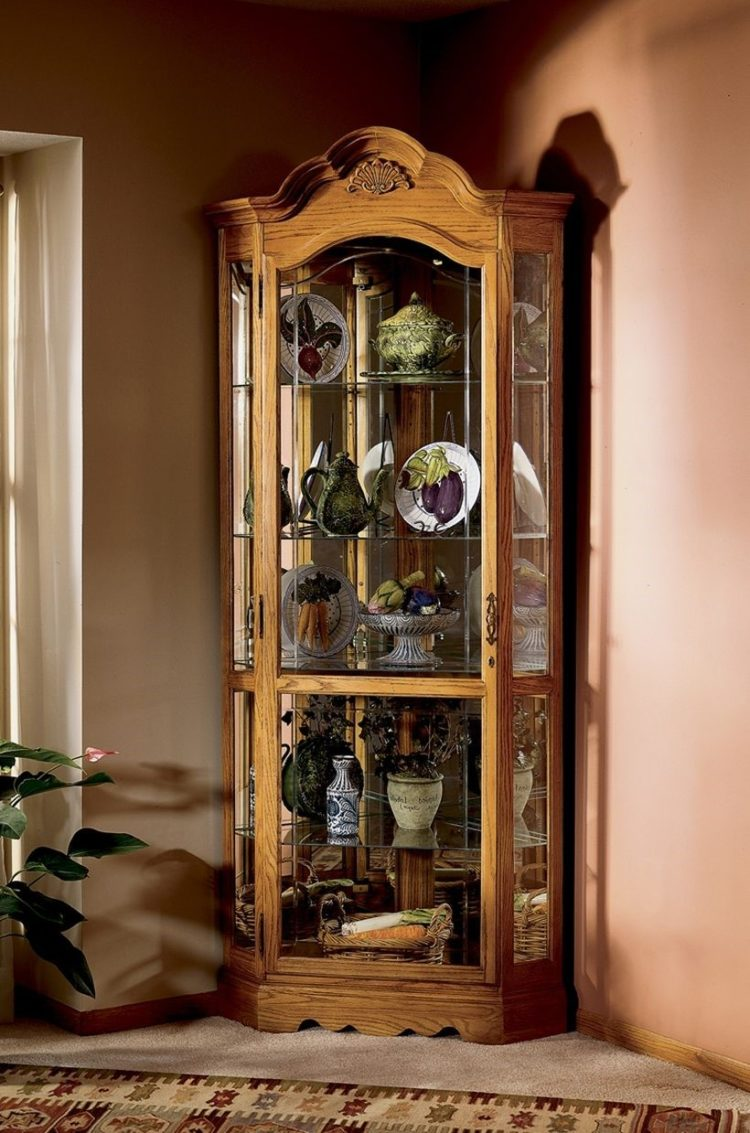 curio cabinet meaning