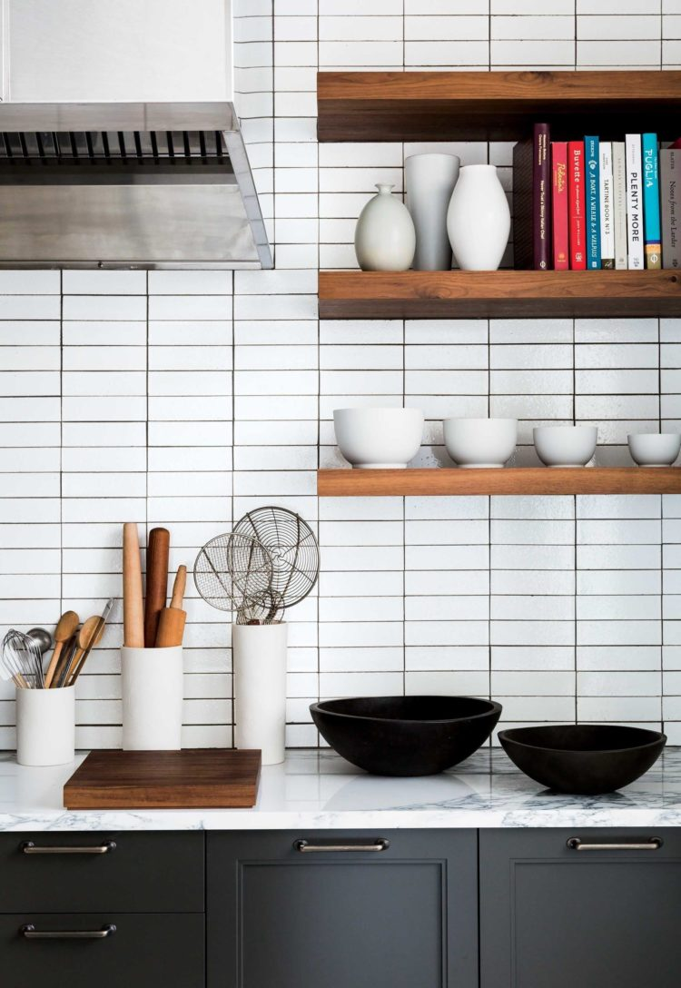 subway tile backsplash examples