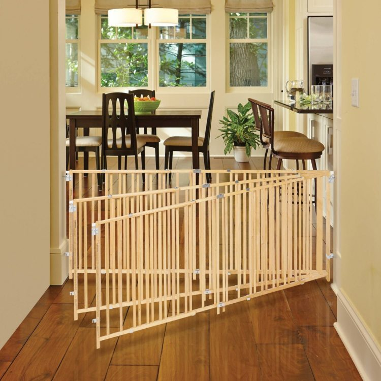 dog gates indoor freestanding