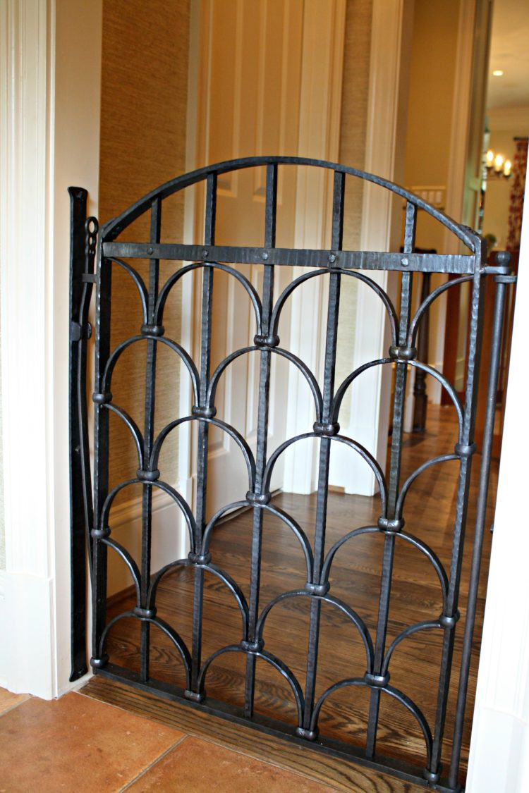 dog gates in house