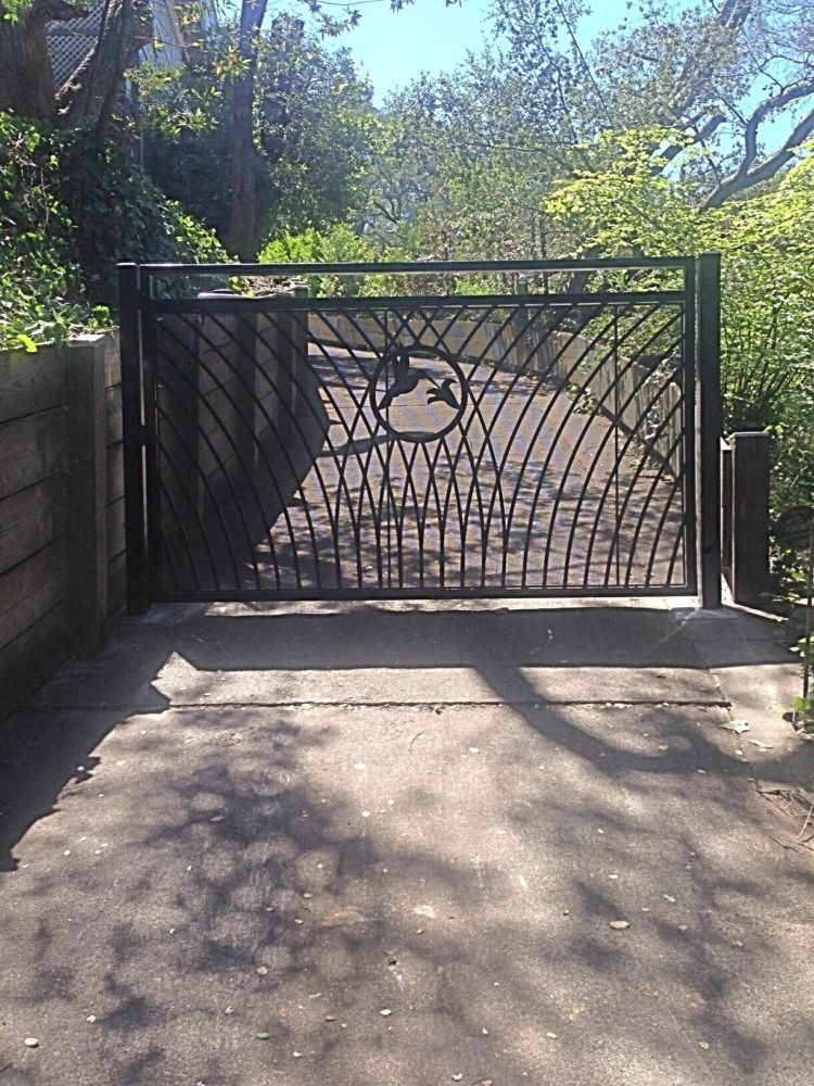 driveway gates electric openers