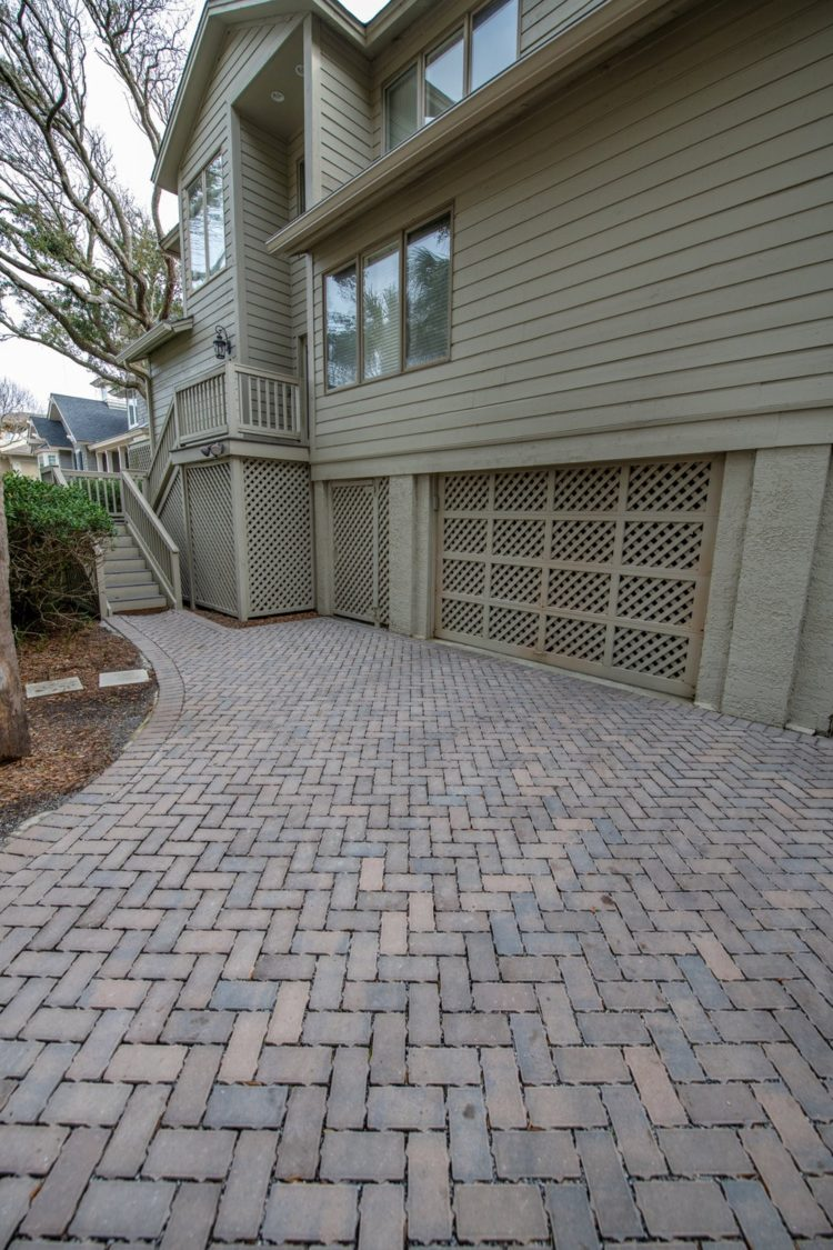 driveway pavers at home depot