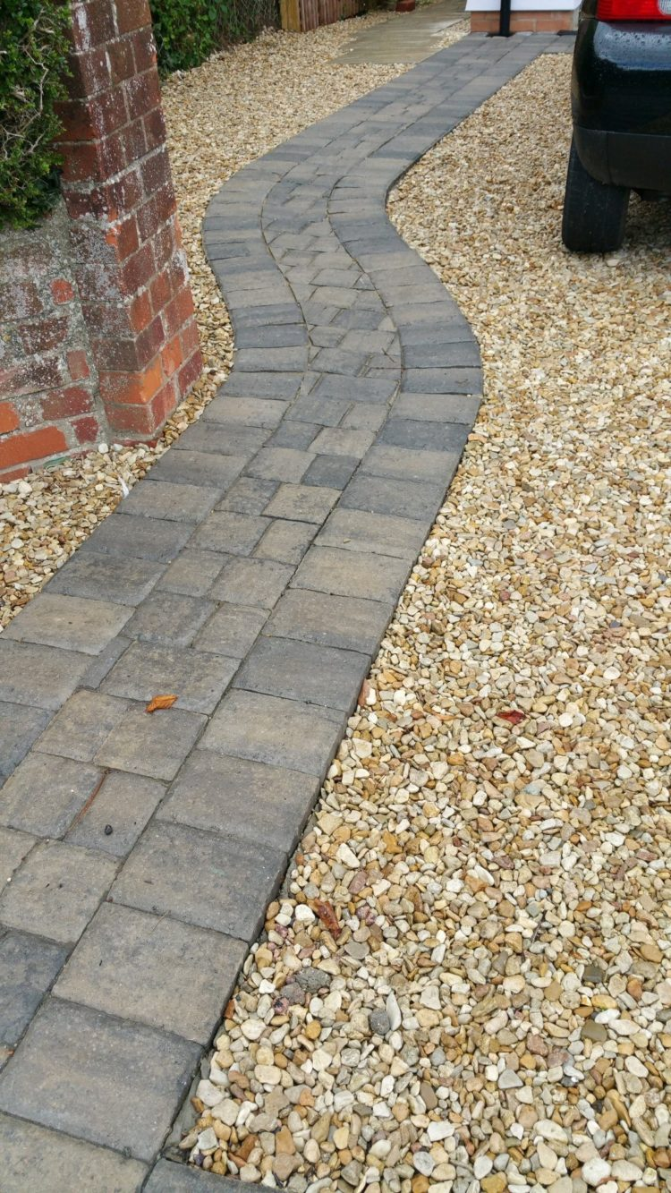 driveway pavers in cold climates