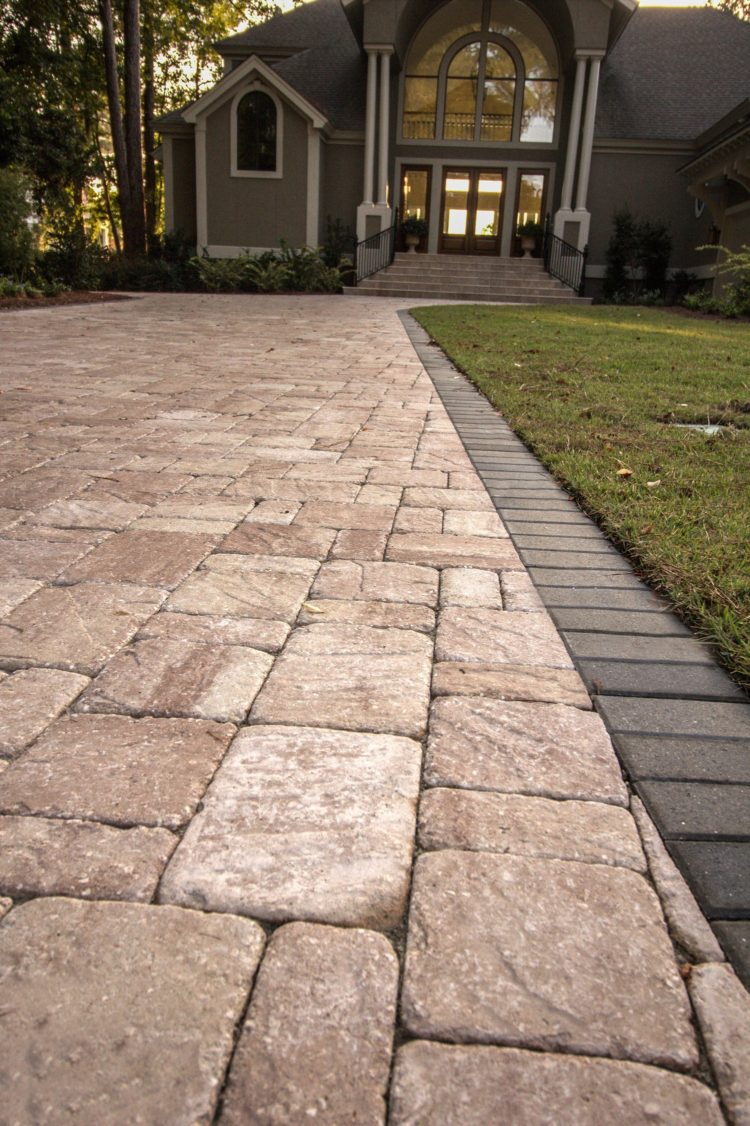 driveway pavers how to install
