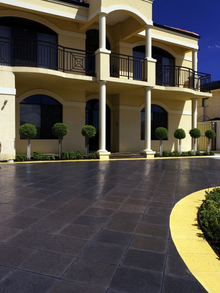 driveway pavers for grass