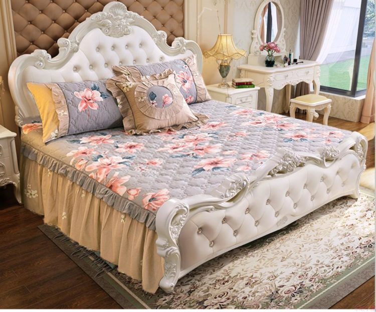 bed skirt pattern