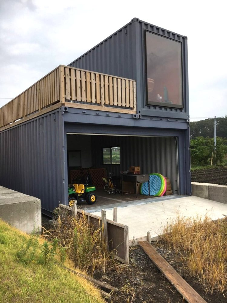 shipping container kitchen price