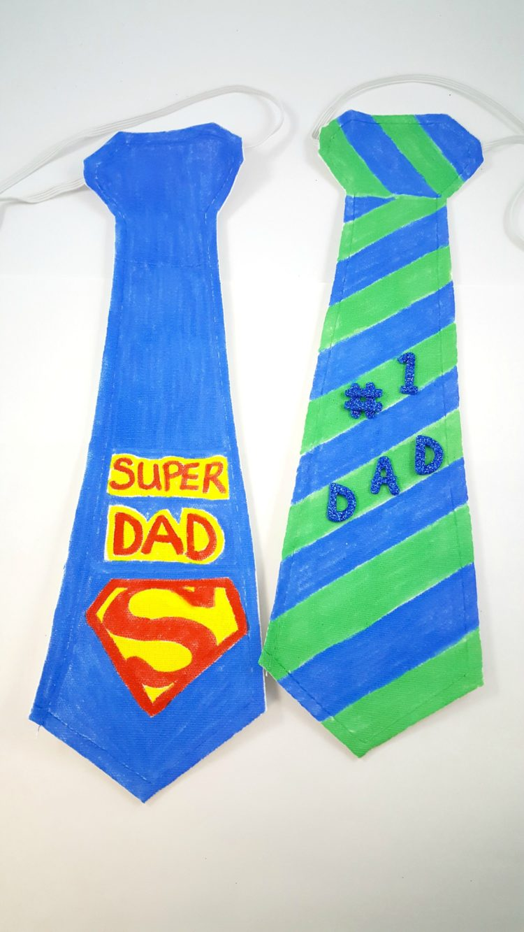 fathers day edible craft