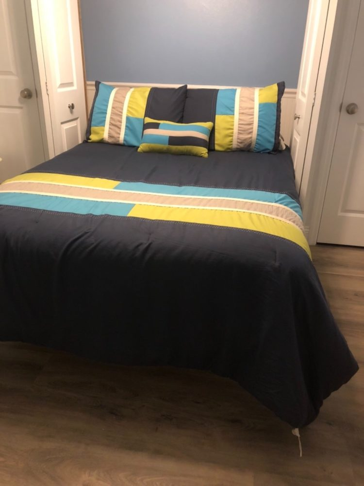 folding bed home depot