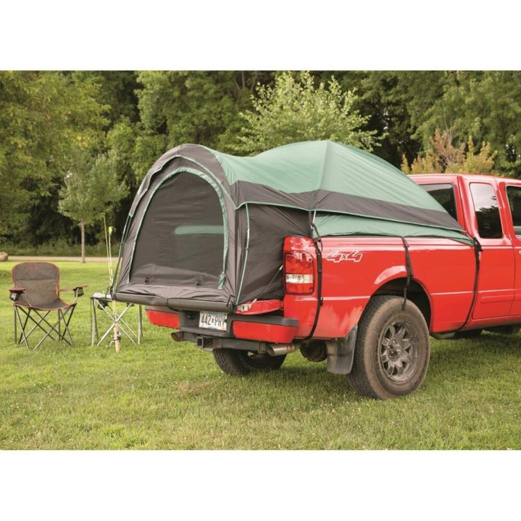 truck bed tent academy