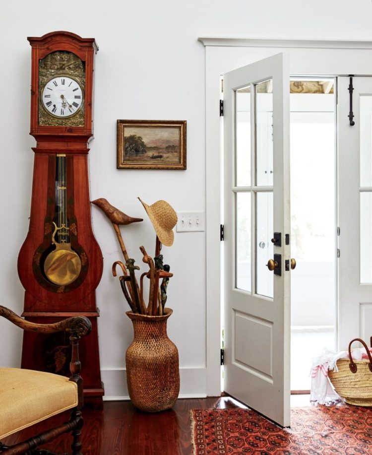 grandfather clock in spanish
