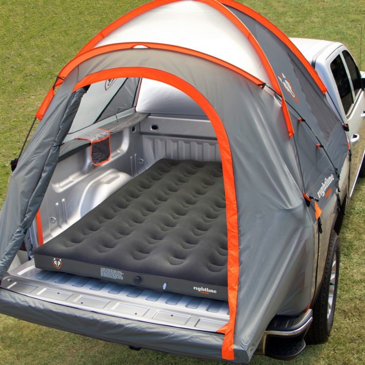 truck bed tent air conditioner