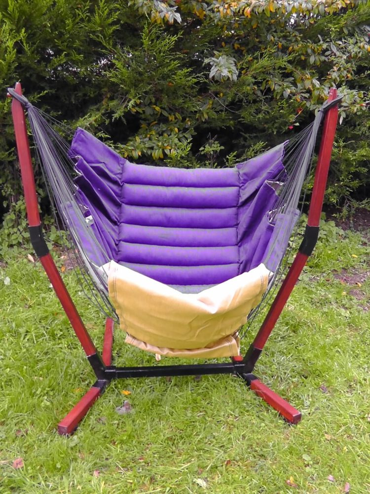 hammock with stand 500 lbs