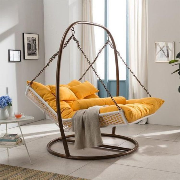 vivere double hammock with stand combo oasis