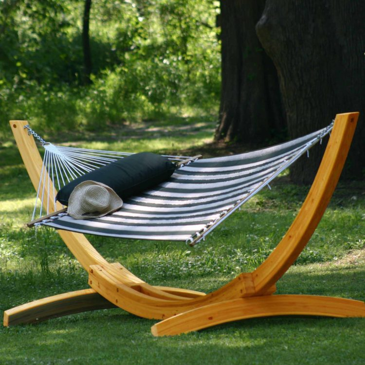 hammock stand video