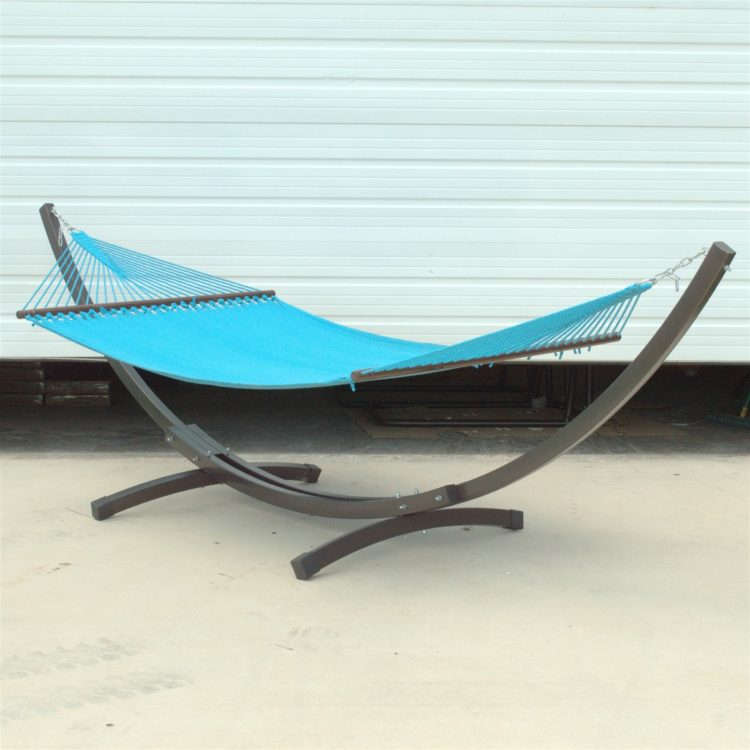 hammock with timber stand