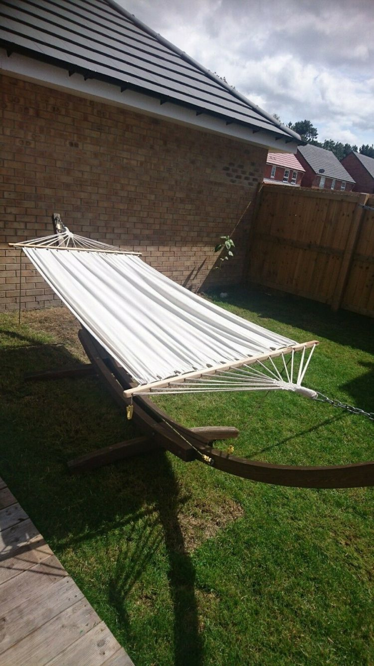 hammock stand how to build