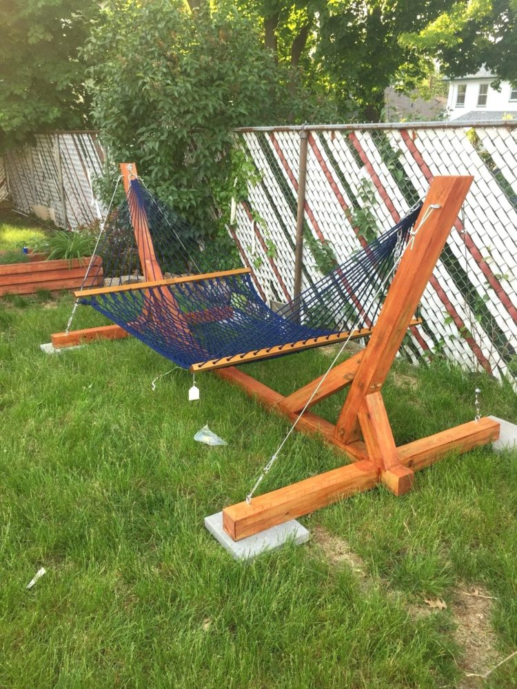 baby hammock with stand uk