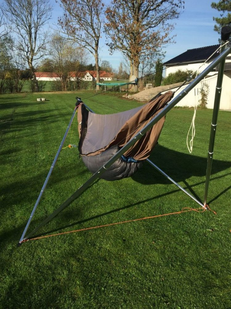 hammock with stand singapore
