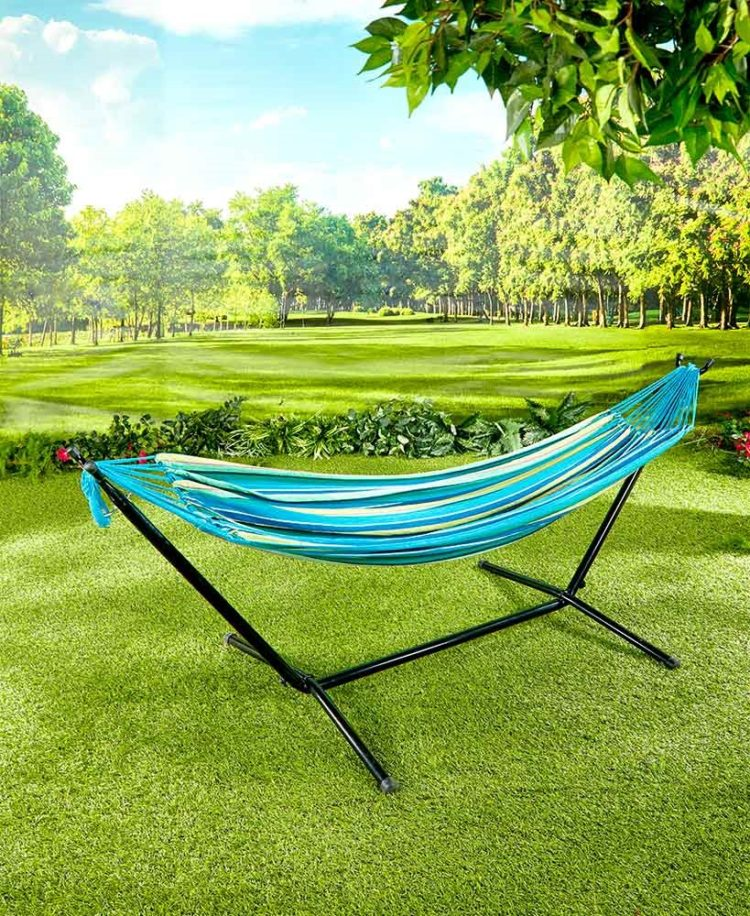 hammock chair with stand outdoor