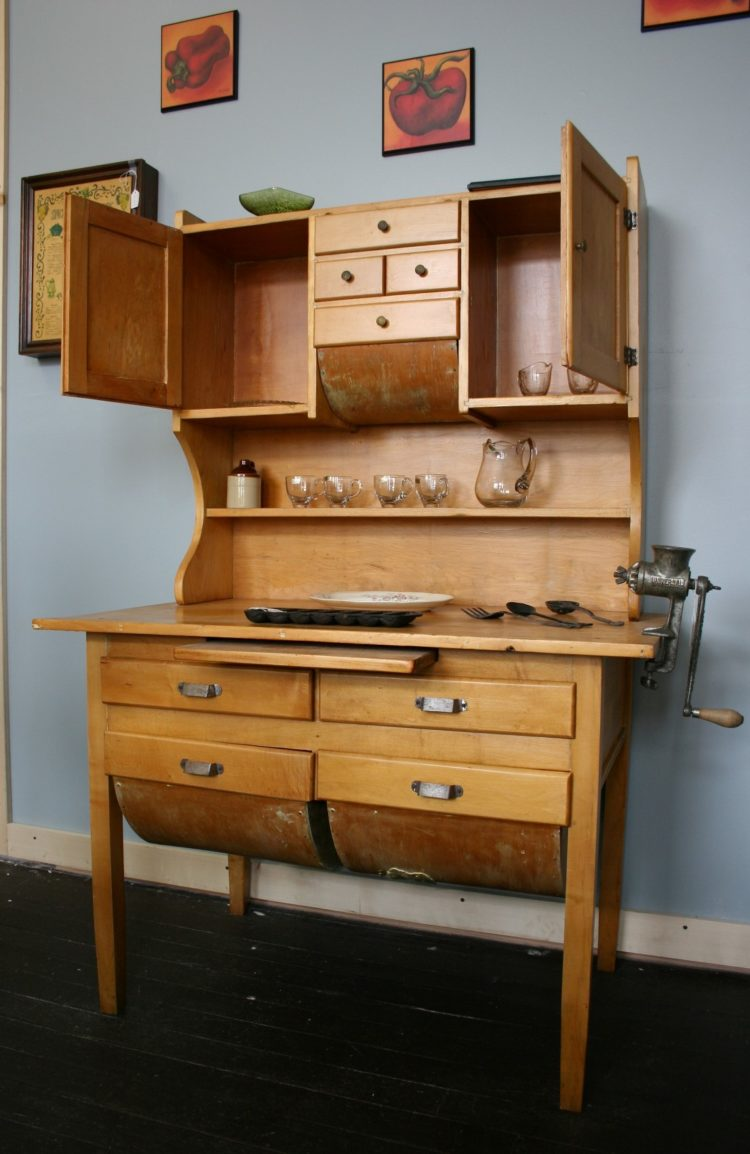 hoosier cabinet used for sale