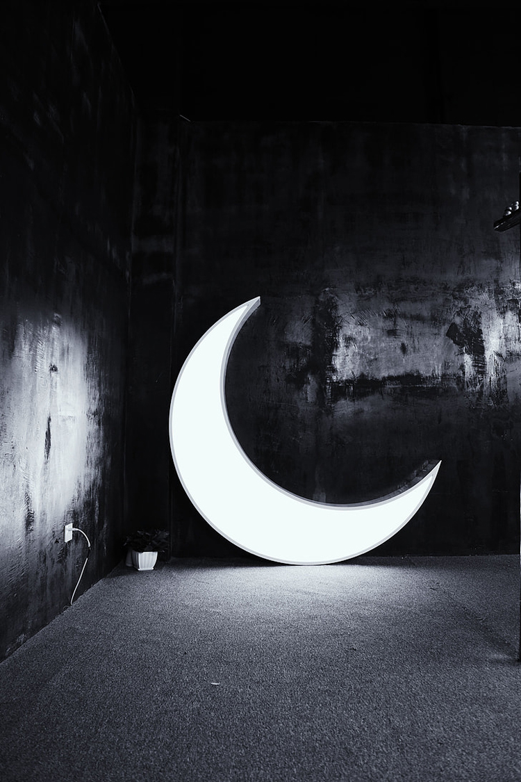 moon lamp led