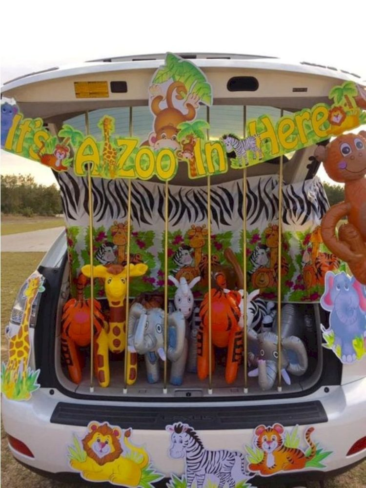trunk or treat events near me