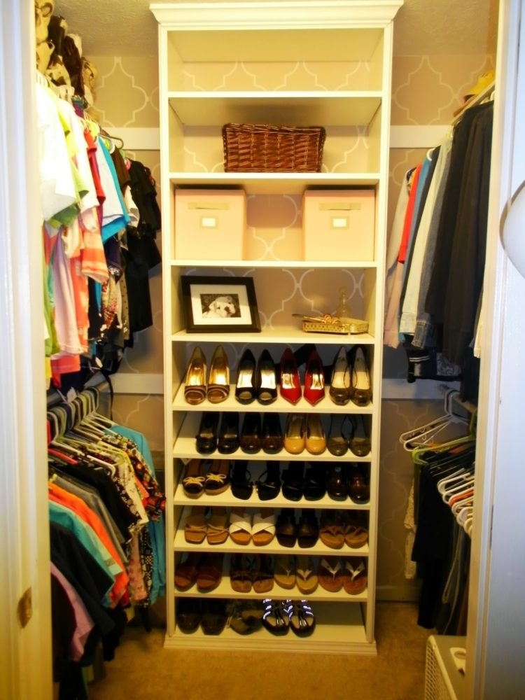 shoe cabinet for closet