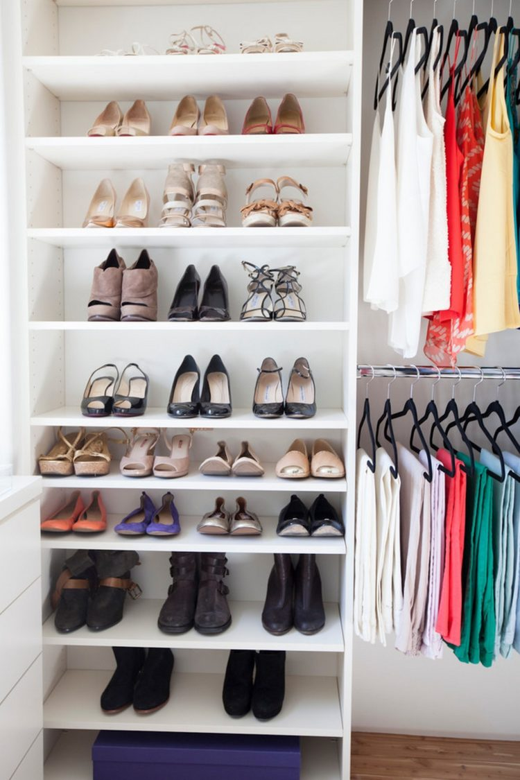 shoe cabinet from ikea