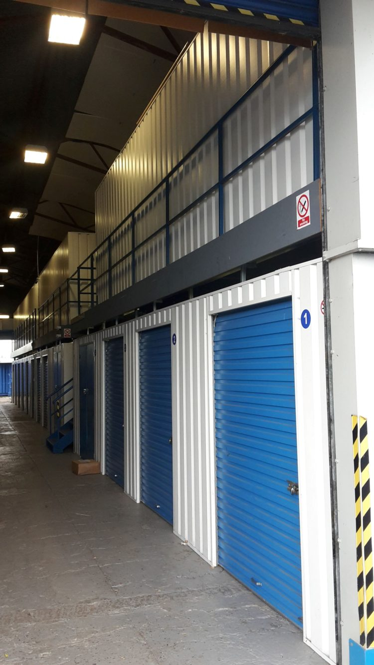 self storage doors