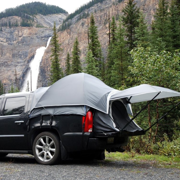 truck bed tent kit