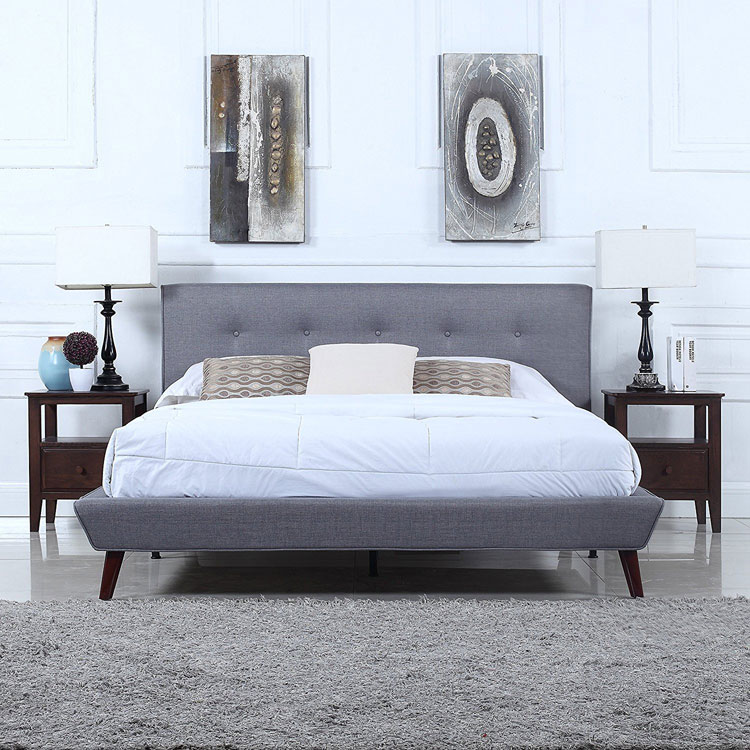 king bed height