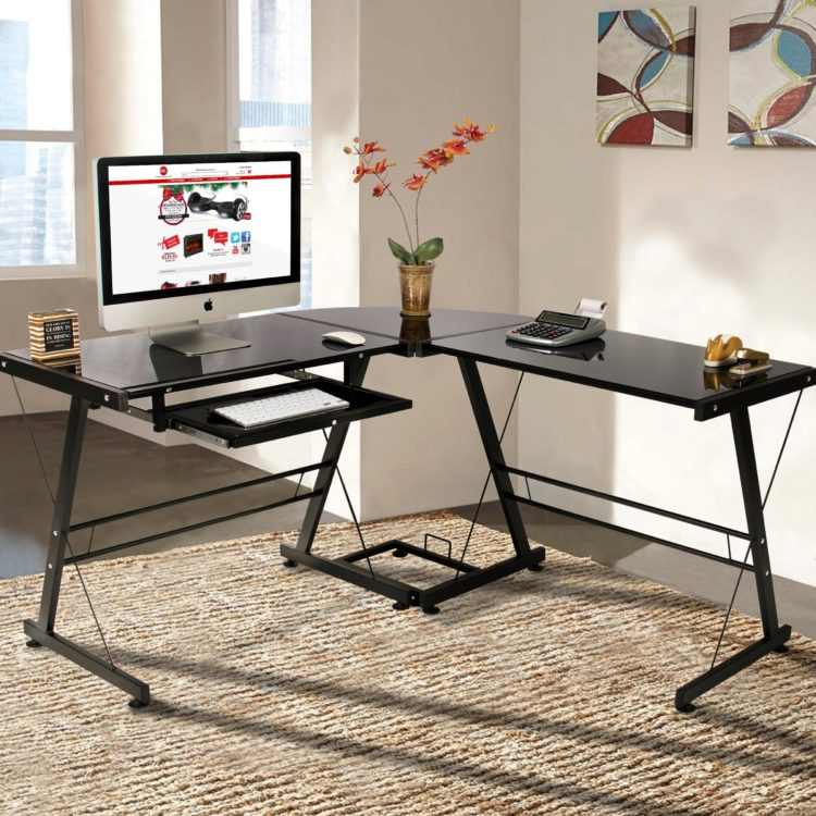 l shaped desk nz