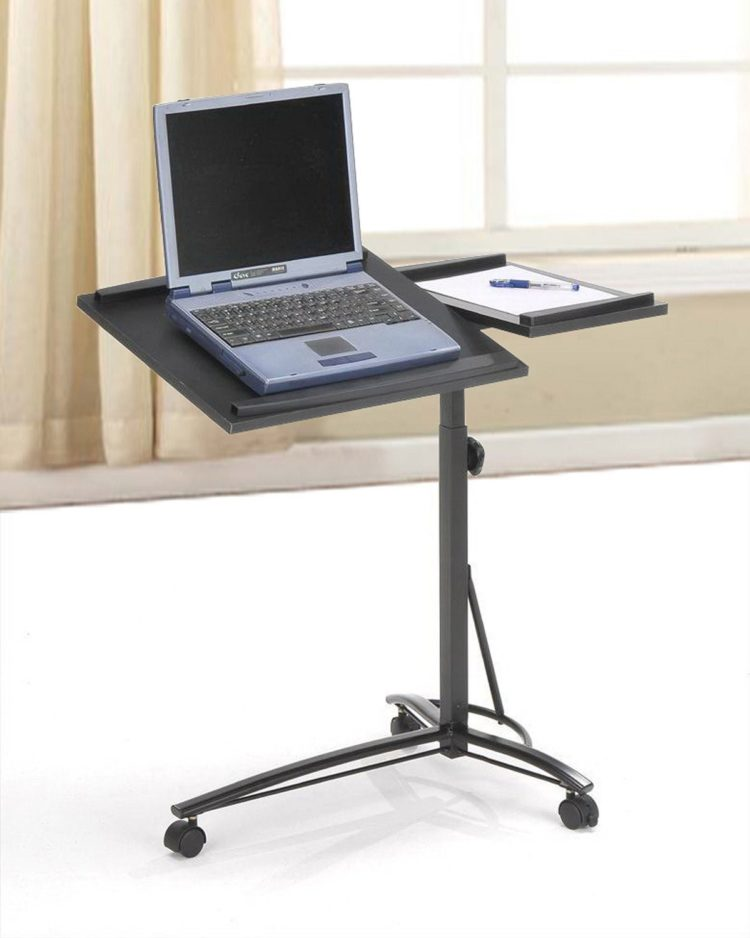 laptop table height
