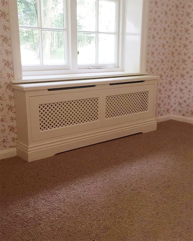 radiator covers gold