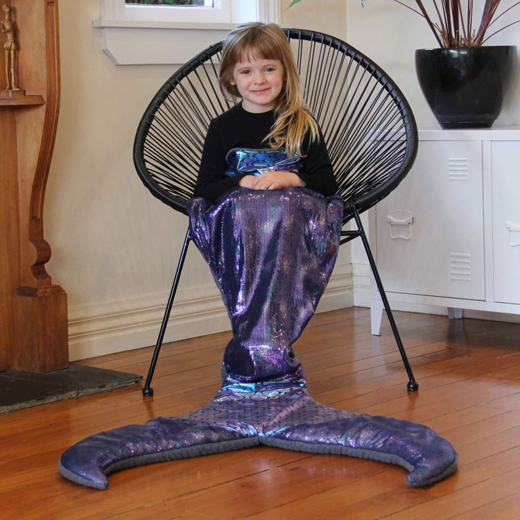 best quality mermaid tail blanket