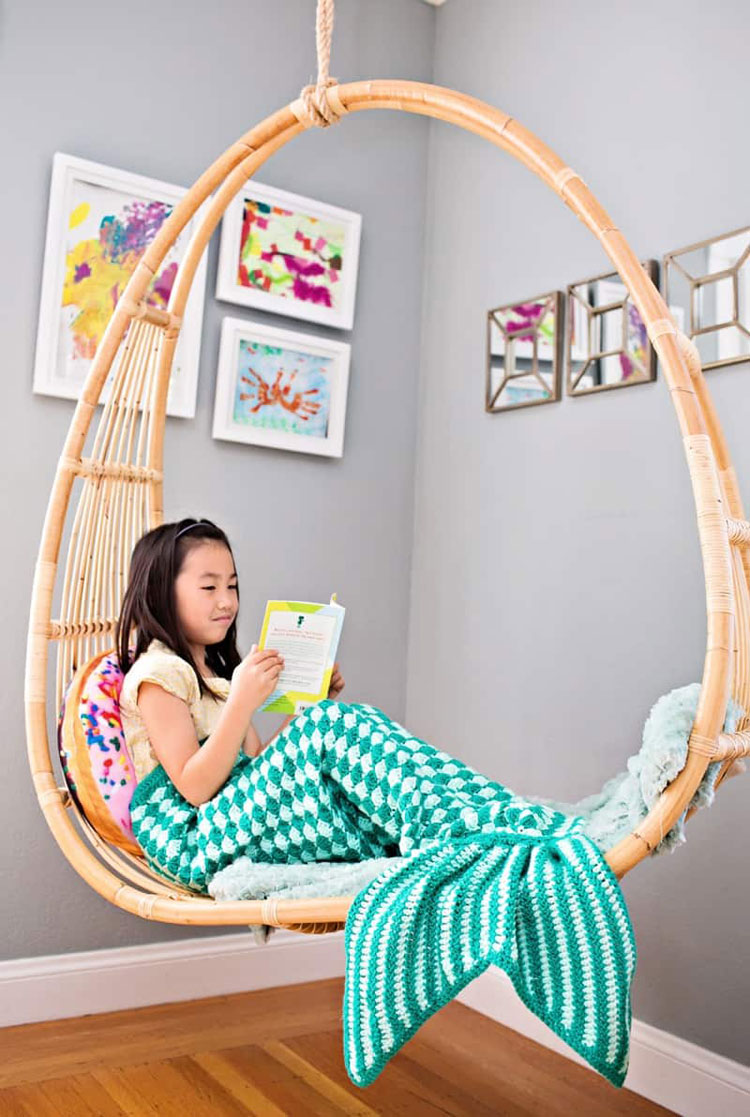 buy mermaid tail blanket nz